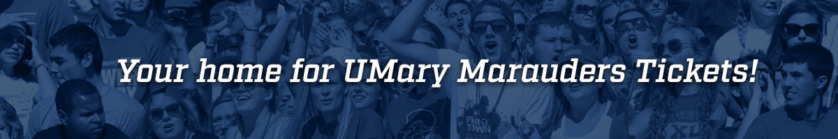 University of Mary | Marauders Ticketing