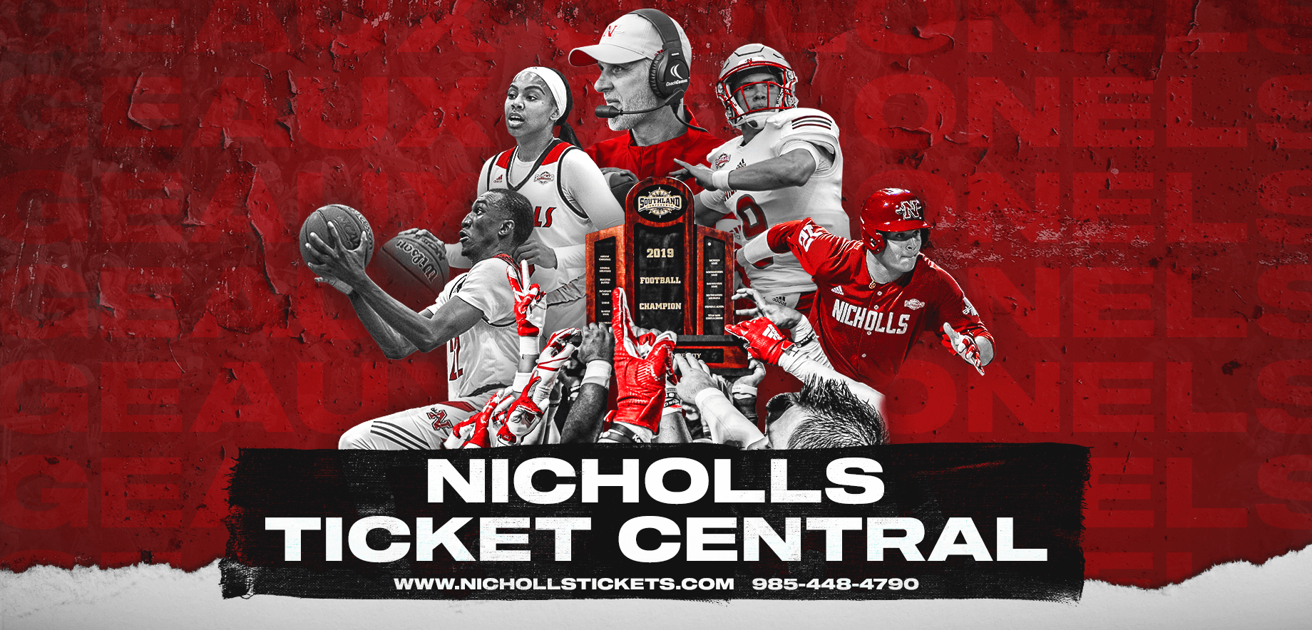 Nicholls State University Ticketing