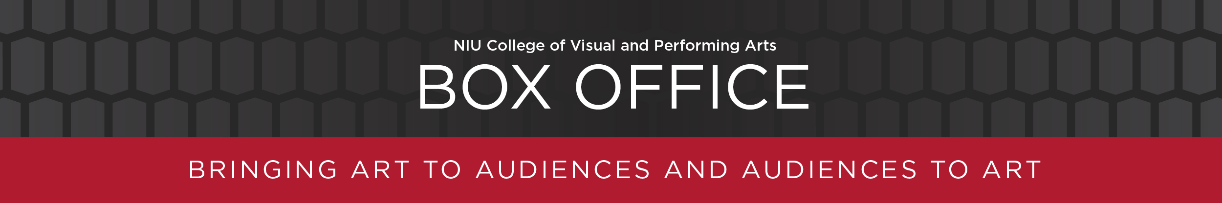 Northern Illinois University | Performing Arts Ticketing