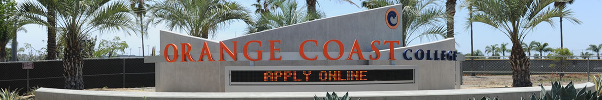 Orange Coast College | Ticketing