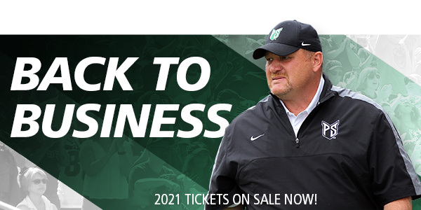 2021 Portland State Football season tickets on sale. For Vikings, it's back to business