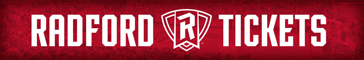 Radford University | Athletics Ticketing