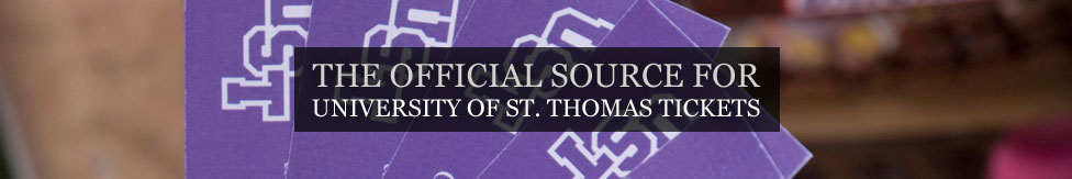 University of St. Thomas | Ticketing