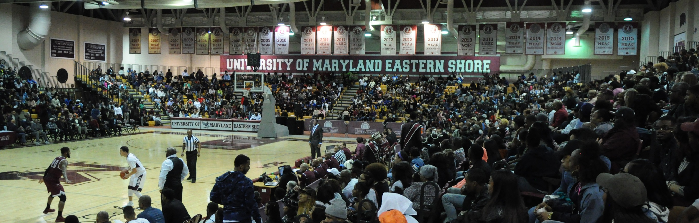 University of Maryland Eastern Shore | Ticketing