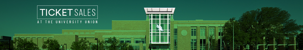 University of North Texas | Union Ticketing