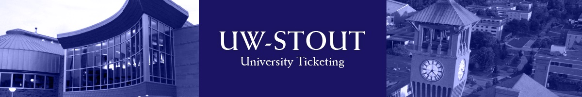 UW Stout Ticket Sales